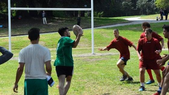 Rugby Campania domenica contro il Campobasso