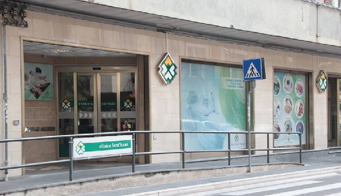 Budget insufficiente ed esaurito anzitempo, la Clinica Sant'Anna sospende le attività di ricovero: eccellenza casertana a rischio