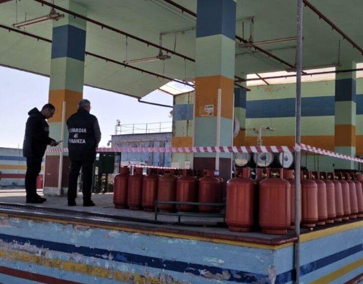 Capua, esplosione nella palazzina: sequestrato l'intero impianto di serbatoi Gpl