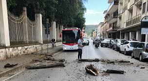 Corso Giannone riaperto alla circolazione dopo la messa in sicurezza delle alberature