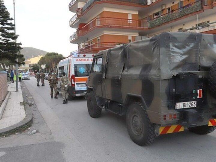 Coronavirus a Mondragone: arriva l'esercito