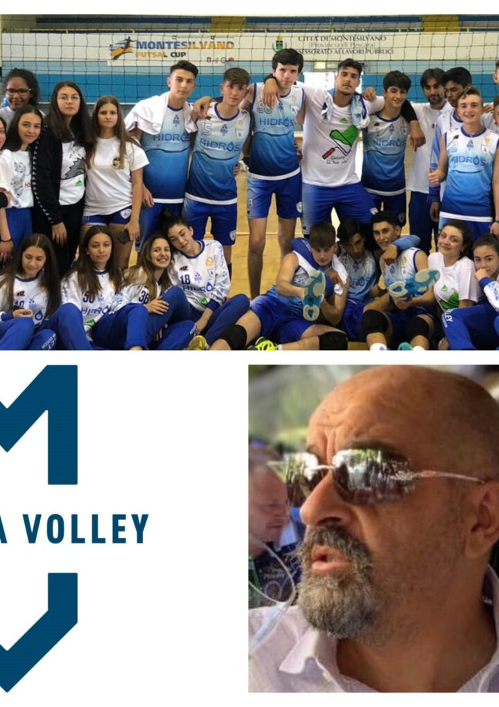 Modena Volley al fianco dei giovani talenti campani, nasce la splendida sinergia con l'Asd Hidros